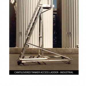 Custom_CANTILEVERED-TANKER-ACCESS-LADDER-INDUSTRIAL