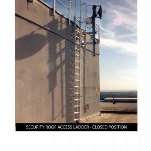 Custom_SECURED-ROOF-ACCESS-LADDER-CLOSED-POSITION