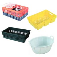 Meat & Poultry Crates