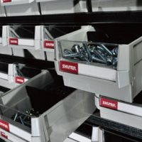 Steel Part Cabinets