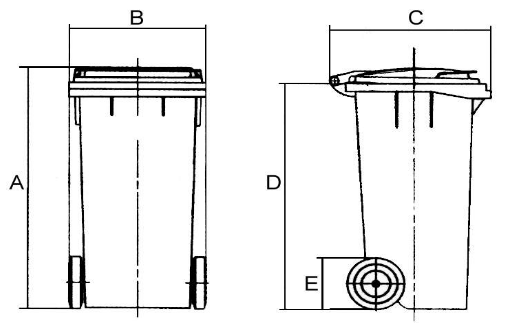 2 Wheeler_MGB Dimensions