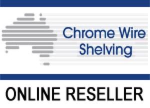 Chromewire Shelving
